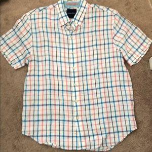 Short sleeve tommy bahama shirt
